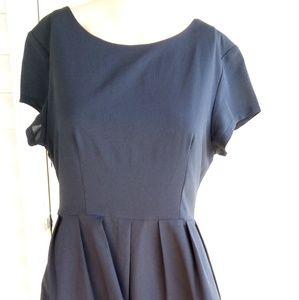 Tea n Cup dress with heart cutout